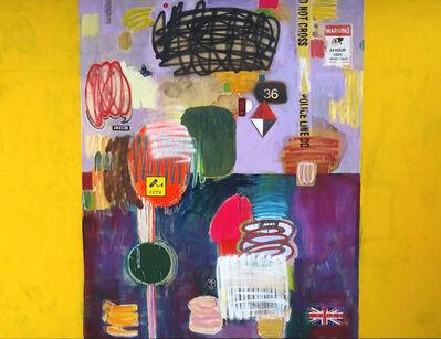 Max Presneill, 'MiT #135 (Cura Annonae Yellow)', 2020