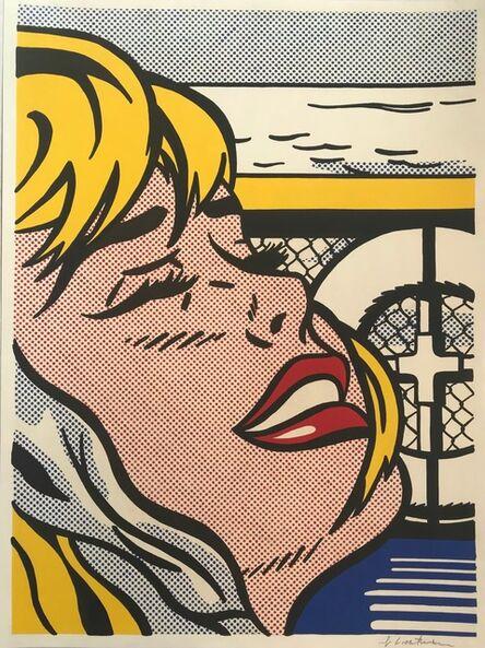 Roy Lichtenstein, 'Shipboard Girl  ', 1965