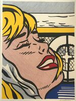 Roy Lichtenstein, 'Shipboard Girl  ', 1965