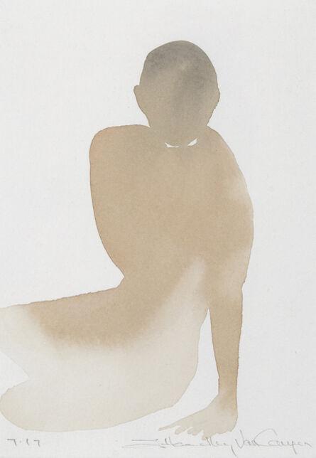 Susan Headley Van Campen, 'Untitled (Sitting)'
