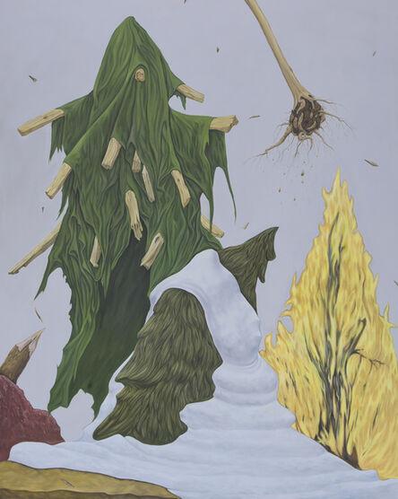 Jumbo Suzuki, 'Trees Disastered', 2011