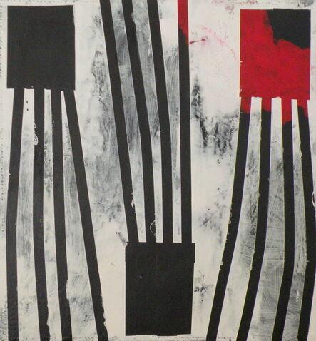 James O'Keefe, 'Three paintings #8', 2017