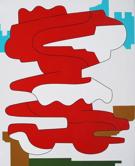 Olivier Gourvil, 'Magic of Ornette', 2015