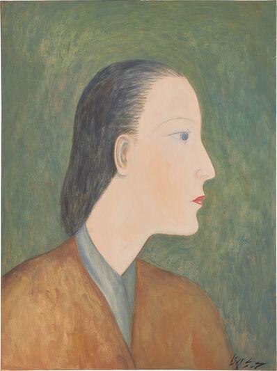 Chiu Ya-tsai, 'Portrait de Femme', 1994