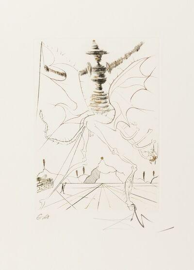 Salvador Dalí, 'Henry VI (Field 71-1D; M&L 400c)', 1970