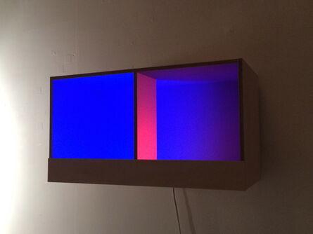 Adam Barker-Mill, 'Blue Box', 2016