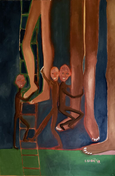 Ilija Gubic, 'Stairs', 2019