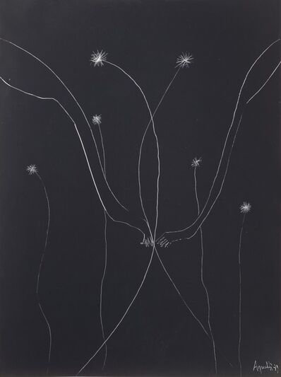 Vincenzo Agnetti, 'Photo-Graffia', 1979