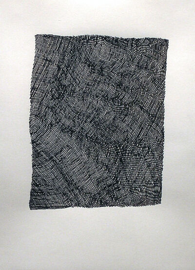 Carl Goldhagen, 'Attempt at Paralleling the first line  03/35/06', 2006