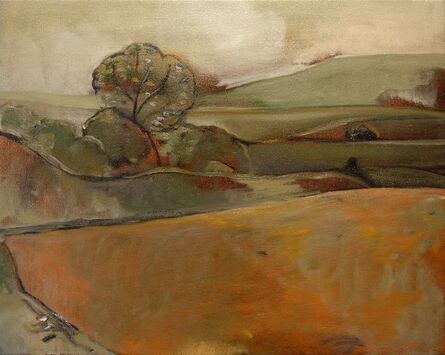 Peter Ashton Jones, 'The Fallow Field', 2017