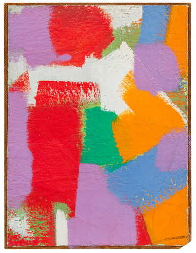 Carl Holty, 'Untitled', 1981