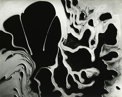 Brett Weston, 'Cracked Glass', 1955