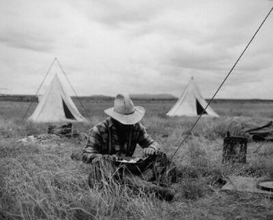 Kurt Markus, 'OO Ranch, Seligman, Arizona', 1983