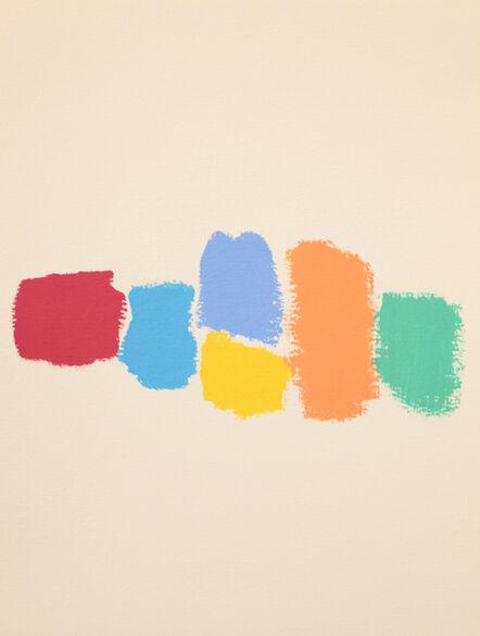 L.B. Berman, 'My New Palette', 2017