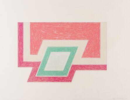 Frank Stella, 'Eccentric Polygons. Conway (Axsom 97)', 1974