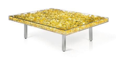 Yves Klein, 'Table d'Or'