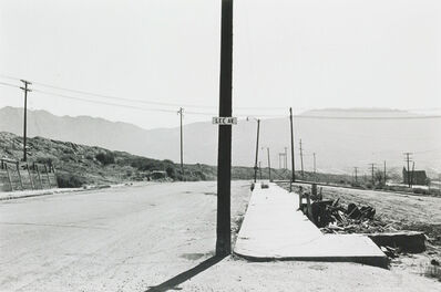 Lee Friedlander, 'Butte, Montana', 1970