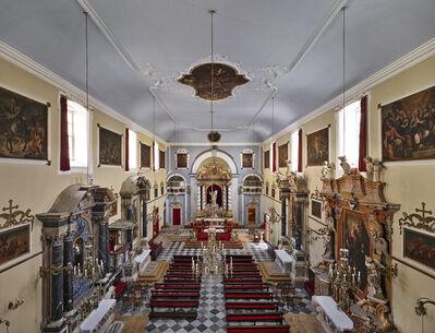 Ahmet Ertug, 'Interior View of the Franciscan Church, Dubrovnik', 2017