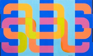 Augusto Garau, 'Abstract Composition', 1970s