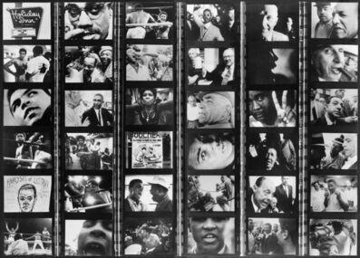William Klein, 'Film strips from Muhammad Ali - The Greatest', 1969