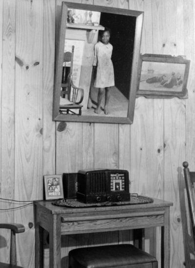 Jack Delano, 'Interior of a Sharecropper's Home, Greene County, Georgia', 1941