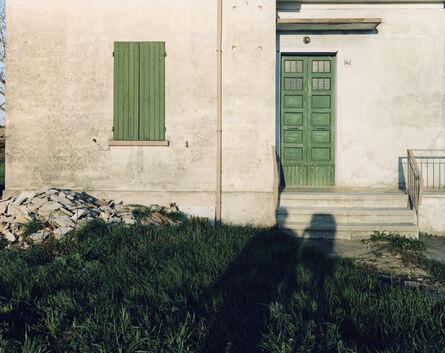 Guido Guidi (b. 1941), 'Via Masiera, Cesena, 1985', 1985