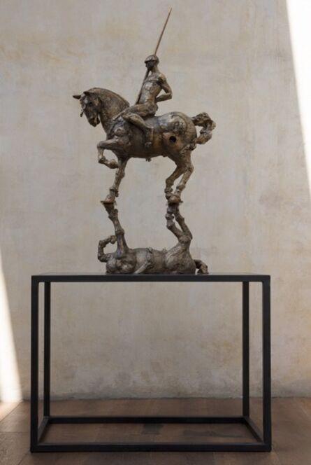 Javier Marin, 'Maqueta Reflejo VII 2nd edition', 2016
