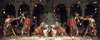 Rashid Rana, 'War within I', 2013
