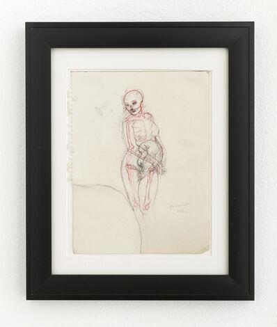 Mel Chin, 'Pregnant Leda', 1984