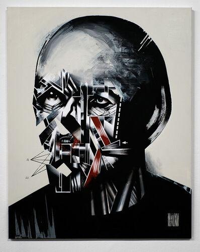 Bohdan Burenko, 'HEAD No. 2', 2016