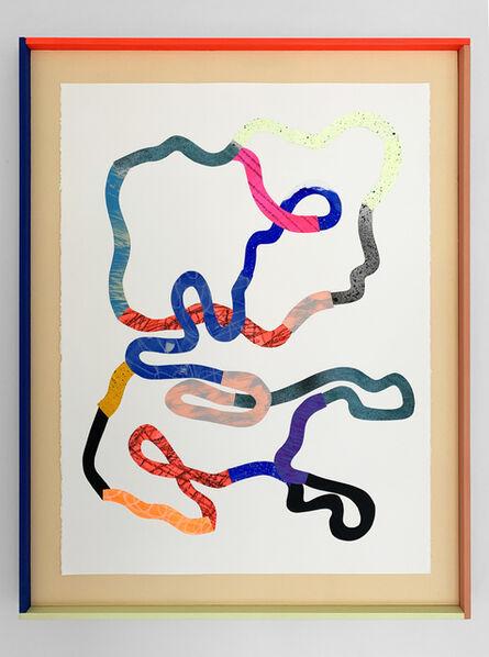 CHIAOZZA, 'Meander Collage #17', 2020