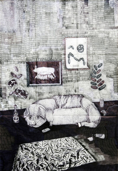 Paula Castro, 'Come here sit down ', 2018