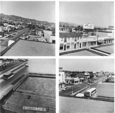 Ed Ruscha, 'Rooftops, 1961–2004'