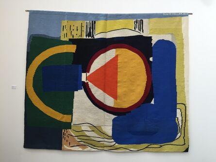 Lilly Keller, 'Tapisserie 86', 1981