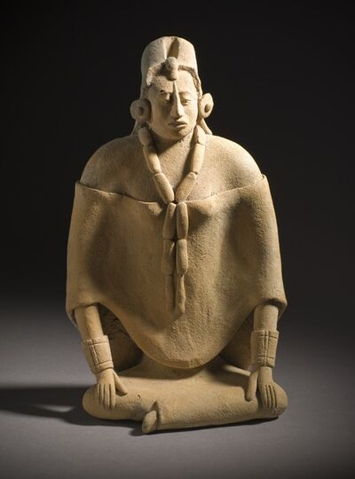 'Whistle in the Form of Female Figure', 600-900