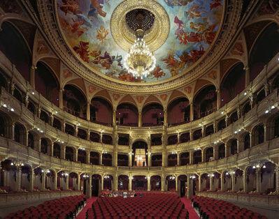 David Leventi, 'Hungarian State Opera House, Budapest, Hungary', 2008