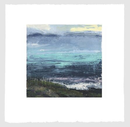 Donald Teskey, 'Fractured Shoreline VII', 2013