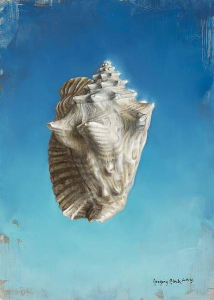 Gregory Block, 'Conch 2', 2015