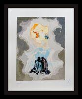 Salvador Dalí, 'Divine Comedy Heaven Canto 16', ca. 1960