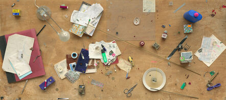 Manuel Franquelo, 'Things in a Room (Untitled#4)', 2014