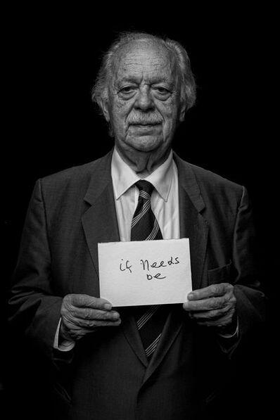 Adrian Steirn, 'George Bizos: If Needs Be', 2013