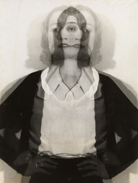 Erwin Blumenfeld, 'Double Exposure, Amsterdam', ca. 1932