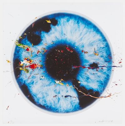 Marc Quinn, 'The Eye of Equality', 2018