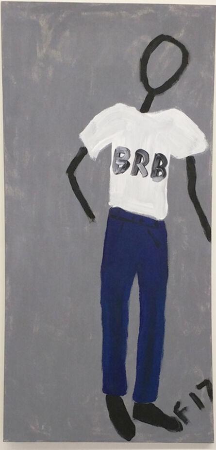 Oscar Figueroa, 'BRB', 2017