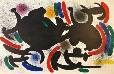 Joan Miró, 'Original Lithograph VII', 1972