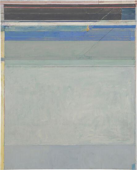 Richard Diebenkorn, 'Ocean Park #125', 1980