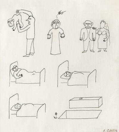 Alexander Calder, 'Solomon Grundy', 1944