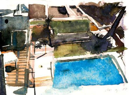 MARTIN GALLE, 'No Title (Pool II)', 2007