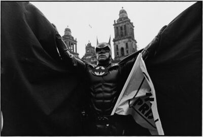 Yolanda Andrade, 'México Gótico', 1997