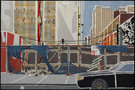 Charles Platt, 'Cityscape ', 2010